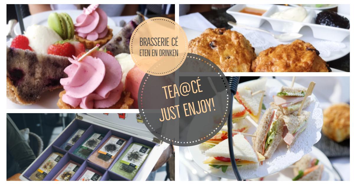 Tea@Cé | Brasserie Cé - Eten en Drinken