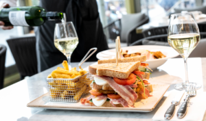 Lunch | Dinner | Beverages | Sandwich | Brasserie Cé | Den Bosch