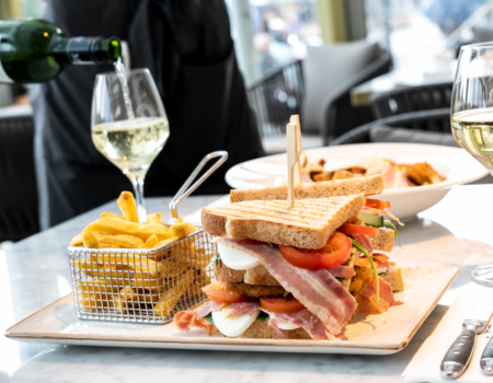 Lunch | Diner | Borrel | Sandwich | Brasserie Cé | Den Bosch