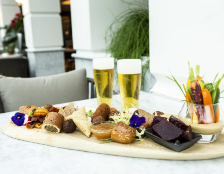 Vegetarisch | Borrelplank | Dineren | Lunchen | Brasserie Cé